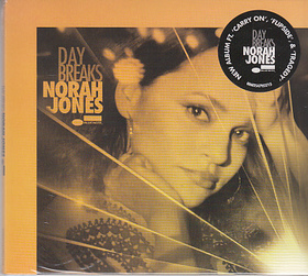 DAY BREAKS CD NORAH JONES