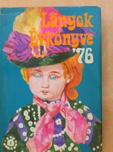 Acsay Judit - Lányok Évkönyve 1976 [antikvár]