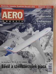 Csáki Imre - Aero Magazin 2003. április [antikvár]
