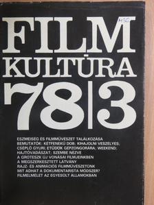 Fekete Sándor - Filmkultúra 1978. május-június [antikvár]