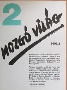 Aletta Vid - Mozgó Világ 2003. február [antikvár]