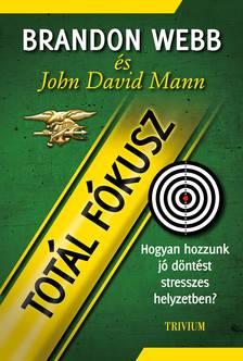John David Mann - Totál fókusz