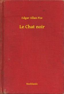 Edgar Allan Poe - Le Chat noir [eKönyv: epub, mobi]