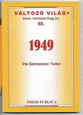 Szimeonov Todor - 1949