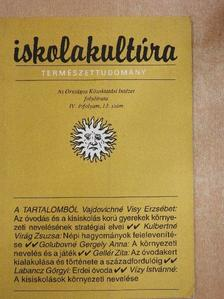 Agárdy Sándorné - Iskolakultúra 1994/13. [antikvár]
