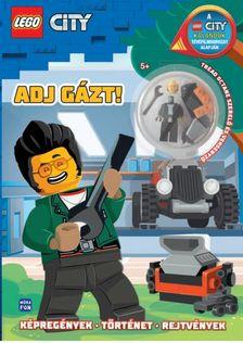 Lego City - Adj gázt! - ajándék Tread Octane minifigurával