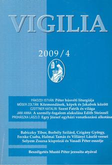 Lukács László - Vigilia 2009/4 [antikvár]
