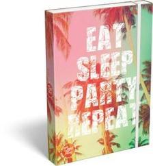 14097 - Füzetbox A/4 Good Vibes Party 18566102