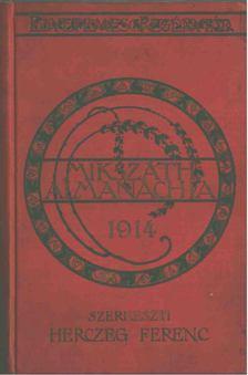 Herczeg Ferenc - Mikszáth almanach az 1914-ik évre [antikvár]