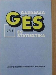 Baghy Eleonóra - Gazdaság és statisztika (GÉS) 1997. június [antikvár]