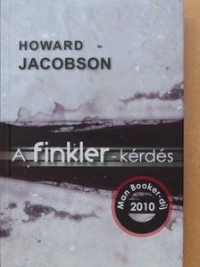 Howard Jacobson - A finkler-kérdés [antikvár]