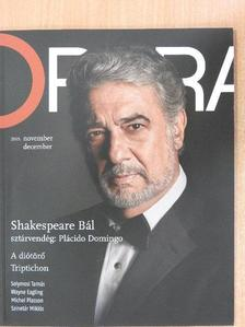 Balogh Gyula - Opera 2015. november-december [antikvár]