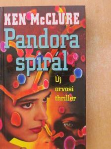 Ken McClure - Pandora spirál [antikvár]