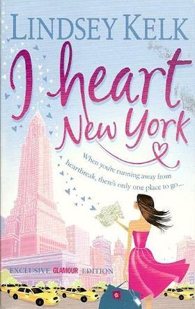 Lindsey Kelk - I Heart New York [antikvár]