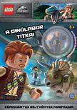 Lego Jurassic World - A dínók a laborból - ajándék dr. Wu minifigurával