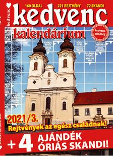 Kedvenc Kalendárium 2021/3