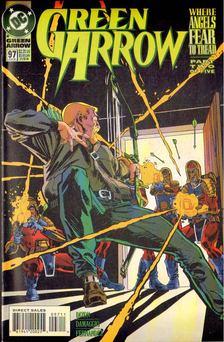 Dixon, Chuck, Damaggio, Rodolfo - Green Arrow 97. [antikvár]
