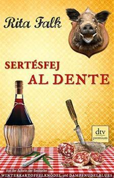 Rita Falk - Sertésfej al dente