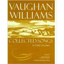 WILLIAMS, VAUGHAN - COLLECTED IN SONGS IN THREE VOLUMES VOLUME 3