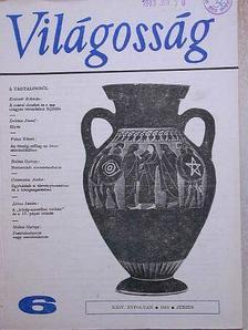 Árkus István - Világosság 1983. június [antikvár]