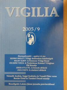 Borián Elréd - Vigilia 2005. szeptember [antikvár]