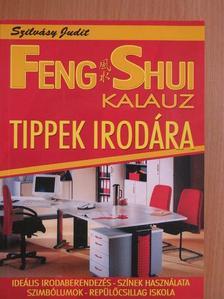 Szilvásy Judit - Feng Shui kalauz - Tippek irodára [antikvár]