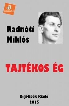 Radnóti Miklós - Tajtékos ég [eKönyv: epub, mobi]