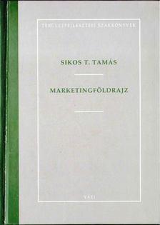 Sikos T. Tamás - Marketingföldrajz [antikvár]
