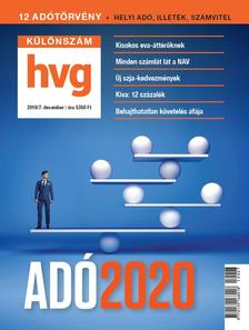 ADÓ 2020 - HVG KÜLÖNSZÁM