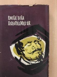 Émile Zola - A kegyelmes úr [antikvár]
