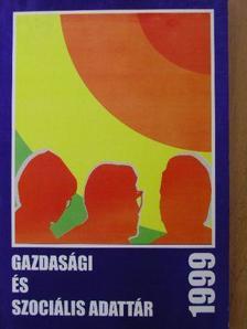 Dr. Borbély Szilvia - Gazdasági és szociális adattár 1999 [antikvár]