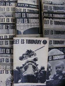 Csató István - Élet és Tudomány 1971. (nem teljes évfolyam) [antikvár]