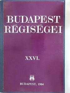 Bencsik László - Budapest régiségei XXVI. [antikvár]