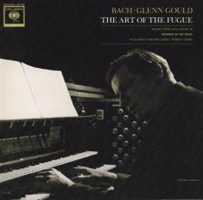 Bach - THE ART OF FUGE CD GLENN GOULD