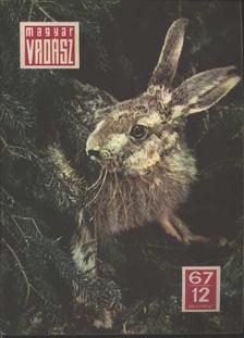 Magyar Vadász 1967/12. szám [antikvár]