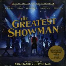 BENJ PASEK - JUSTIN PAUL - THE GREATEST SHOWMAN (OST) CD