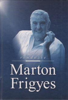 MARTON MÁRIA - Rendezte: Marton Frigyes [antikvár]