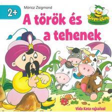 Szalay Könyvkiadó - A török és a tehenek - Móricz Zsigmond