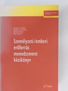 Farkas Ferenc - Személyzeti/emberi erőforrás menedzsment kézikönyv [antikvár]