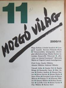 Almási Miklós - Mozgó Világ 2000. november [antikvár]