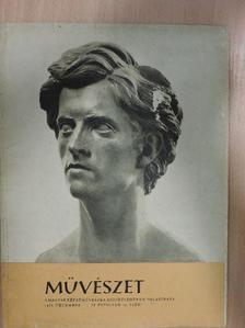 D. Fehér Zsuzsa - Művészet 1961. december [antikvár]