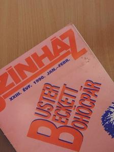 Acsay Judit - Színház 1990. január-február [antikvár]