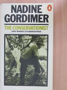 Nadine Gordimer - The Conservationist [antikvár]