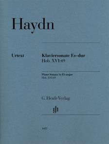 Haydn - KLAVIERSONATE ES-DUR HOB.XVI:49