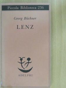 Georg Büchner - Lenz [antikvár]