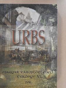 Gagyi József - URBS 2011 [antikvár]
