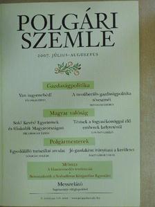 Lovászy László - Polgári Szemle 2007/7-8. [antikvár]