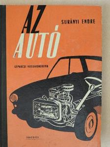 Surányi Endre - Az autó [antikvár]
