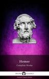 HOMÉROSZ - Delphi Complete Works of Homer (Illustrated) [eKönyv: epub, mobi]