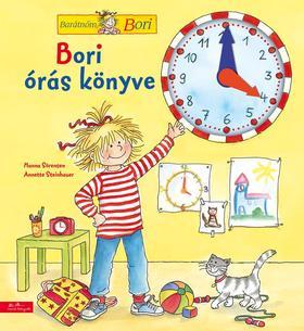 Hanna Sörensen - Annette Steinhauer - Bori órás könyve - Barátnőm, Bori